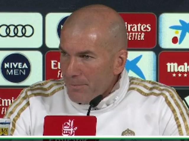 Zidane analisa vitória do Real na Copa do Rei
