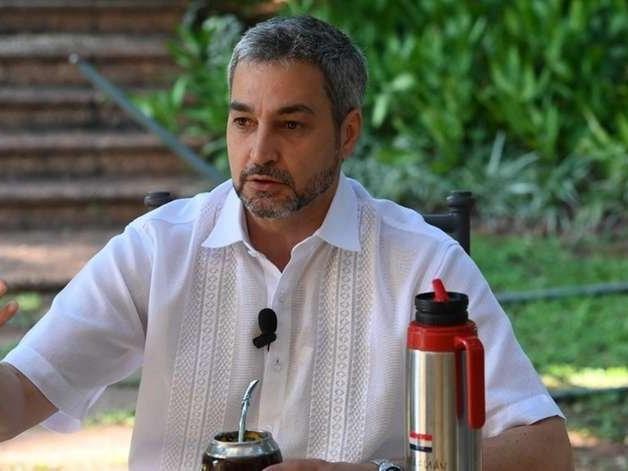 Presidente de Paraguai está com dengue
