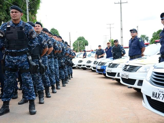 Transporte público vai funcionar com 100% da frota no concurso da Guarda Municipal de Boa Vista