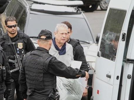 TRF-4 aumenta pena de José Dirceu na Lava-Jato para 30 anos de prisão