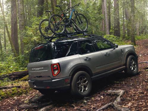 Ford Bronco Sport obtém Top Safety Pick+ no IIHS dos EUA