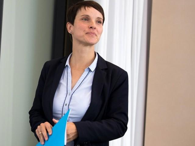 Petry kündigt Austritt aus der AfD an