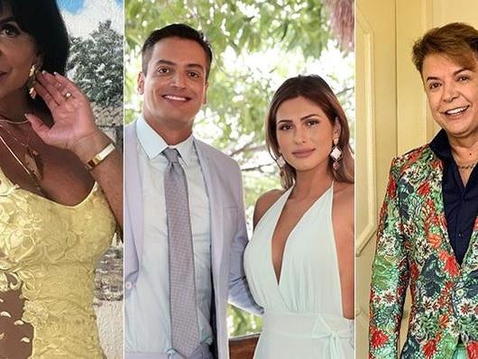 Carlinhos Maia se casa e famosos capricham no look; confira os melhores