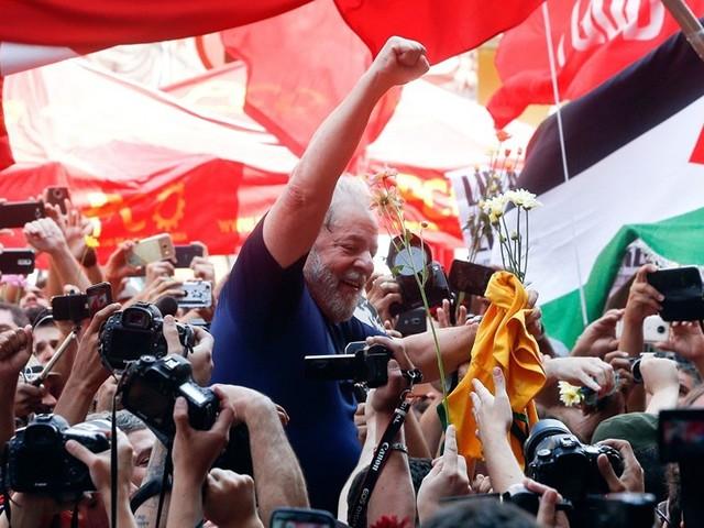 """Lula: """"Eu vou pacificar o Brasil"""""""