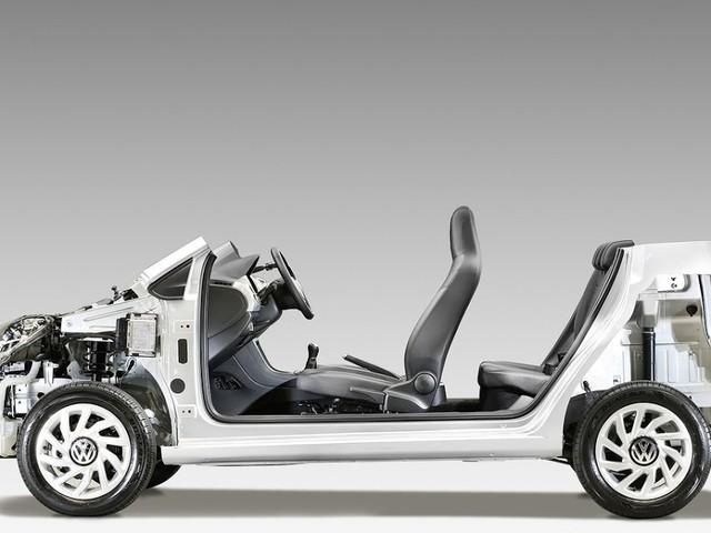 Novo VW Gol G7 fica para 2020 e terá plataforma do Up!