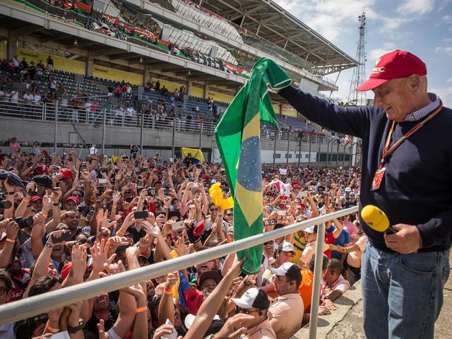 Janio de Freitas | Acidente não tirou tranquilidade do rosto de Lauda
