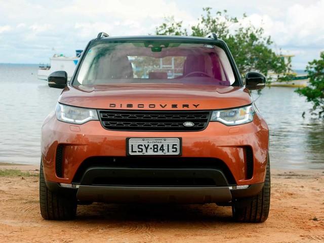 Novo Land Rover Discovery já está nas concessionárias