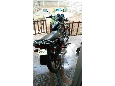 Yamaha llevé R 125