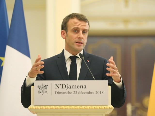 Emmanuel Macron diz que 'um aliado deve ser confiável', referindo-se a retirada dos EUA da Síria