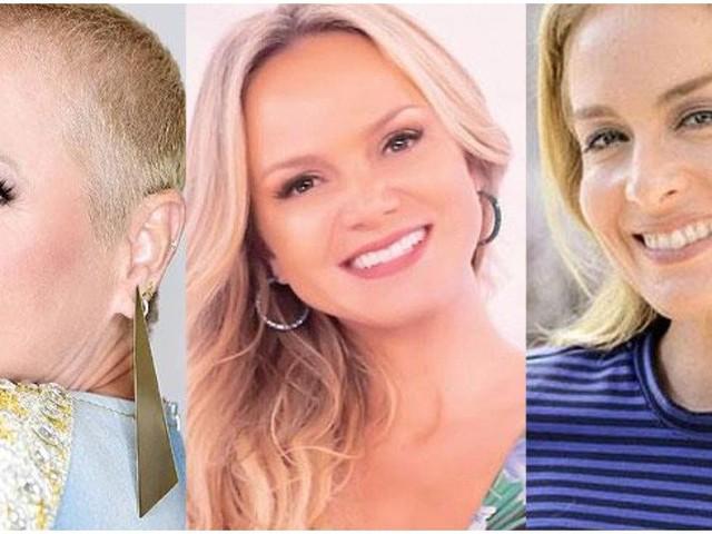 """Eliana, Angélica e Xuxa tem encontro secreto e verdades ocultas sobre o trio escapa: """"Foram horas"""""""