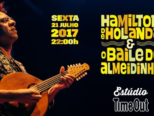 Hamilton de Holanda & O Baile do Almeidinha em Lisboa
