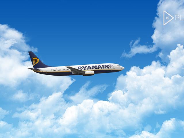 Ryanair revê em baixa previsão de lucros