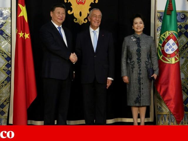 """Marcelo vê relações com China no """"melhor momento"""" e defende cooperação com """"dois sentidos"""""""