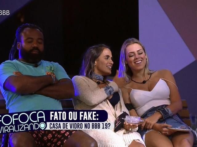 Globo faz paródia do Fofocalizando no BBB19, surpreende internautas e diretor comemora