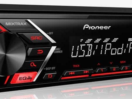 Pionner lança seis novos produtos para sua linha automotiva