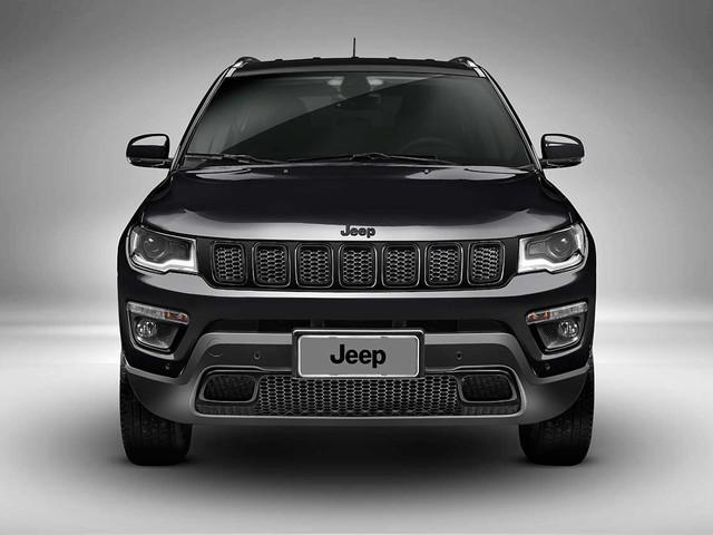 Jeep Compass começa o ano com aumento de preços