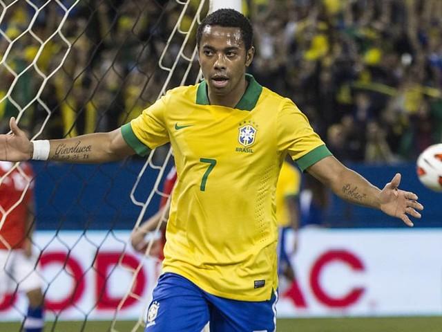 Clube da Turquia anuncia princípio de acordo para contratar Robinho