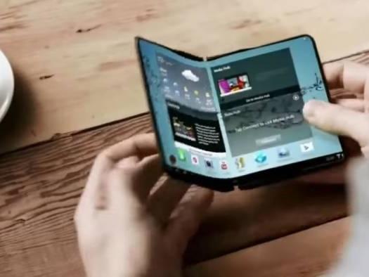 Samsung pode revelar seu aguardado smartphone dobrável em breve