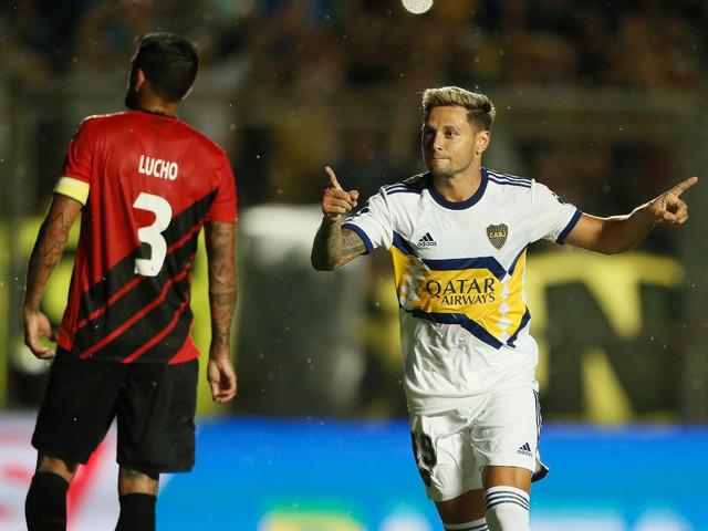 Athletico-PR é derrotado pelo Boca Juniors em amistoso na Argentina