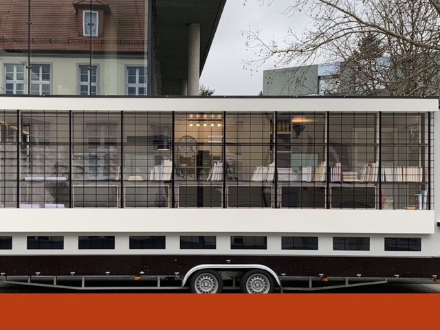 Aos 100 anos, a Bauhaus está a falar de design sobre rodas