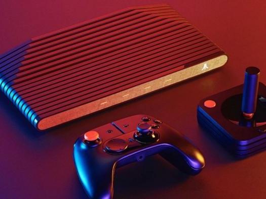 Novo console da Atari passa por teste e está bem perto de ser lançado