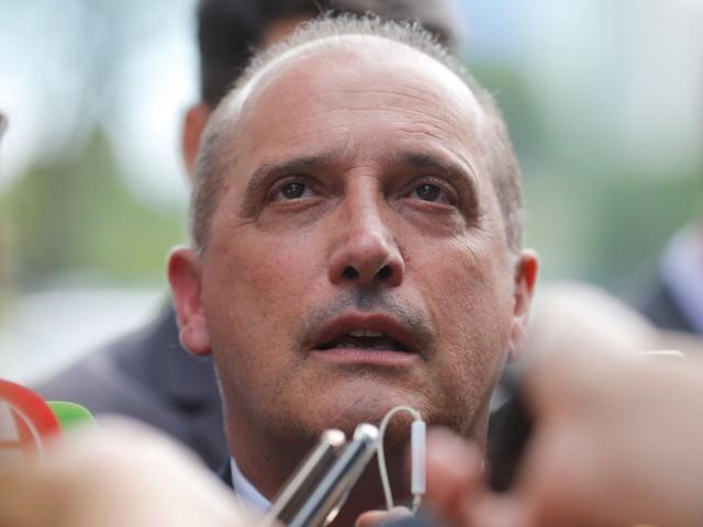 'Já demos uma trava na Petrobras', diz Onyx Lorenzoni a caminhoneiro em áudio