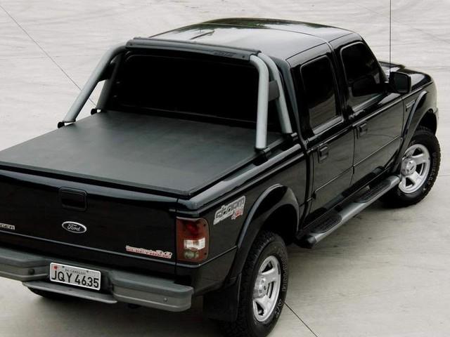 Ford Ranger 2005 e 2006: recall por problema no airbag