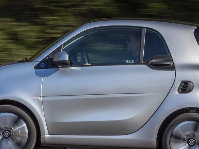 Novo Smart 2020 elétrico: fotos e especificações oficiais