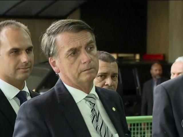 Jair Bolsonaro tem as primeiras reuniões com bancadas dos partidos