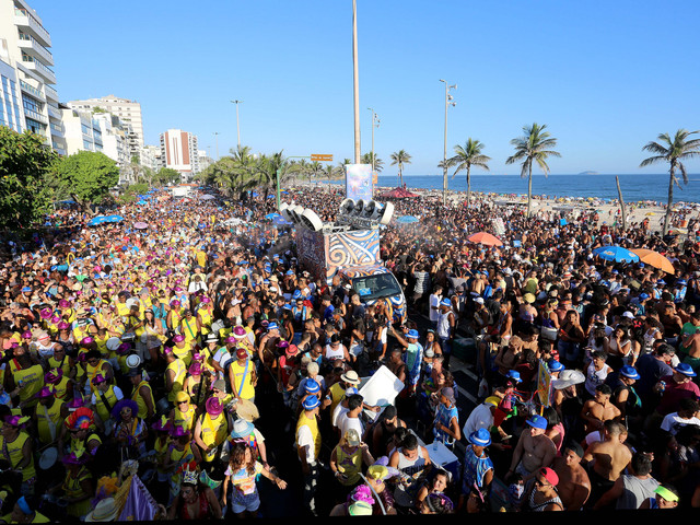 Rio Plans for 28 More Blocos for 2018 Carnival, with More Regulation