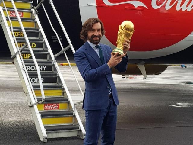 Futebol italiano precisa de uma reformulação, avisa ídolo Pirlo