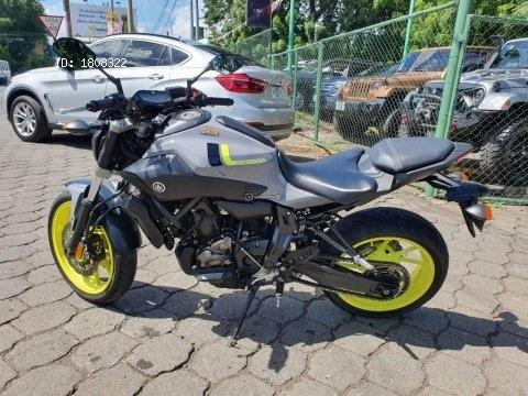Yamaha Fz-01 2017