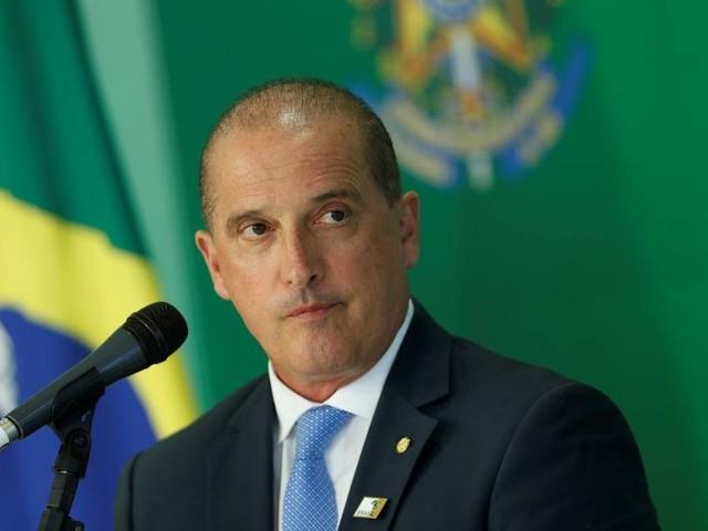 Onyx diz que Bolsonaro se 'equivocou' ao anunciar aumento no IOF
