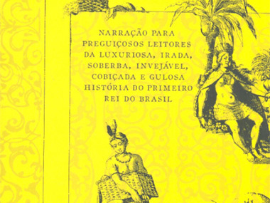 Terra Papagalli: Narração para Preguiçosos Leitores da Luxuriosa, Irada, Soberba, Invejável, Cobiçada e Gulosa História do Primeiro Rei do Brasil