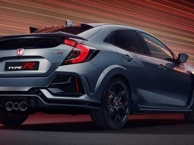 Honda Civic Type R Sportline tem visual menos chamativo
