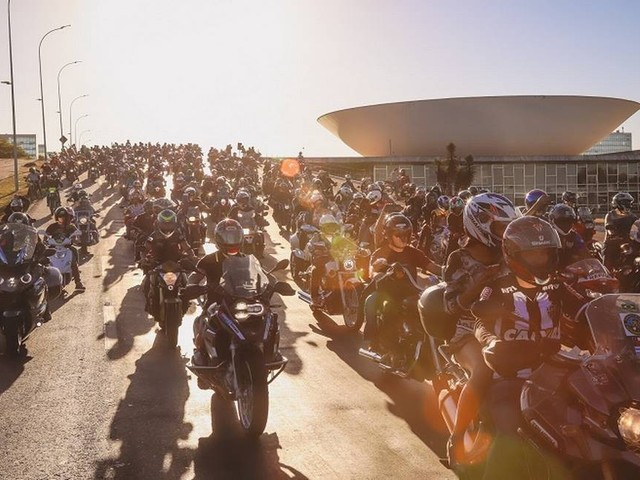Brasília Capital Moto Week aquece os motores e começa quinta, dia 18