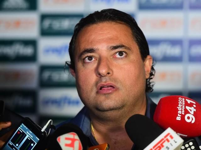 Alexandre Mattos relata pânico em voo do Palmeiras na Argentina