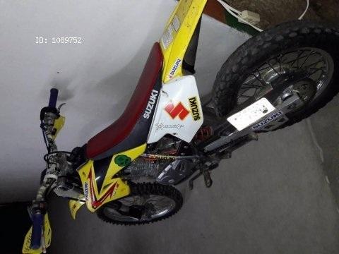 Suzuki cross 125cc DRZ