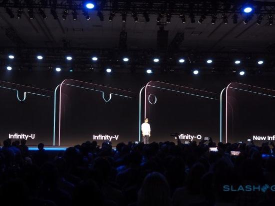Samsung poderá ter celulares com notch na tela