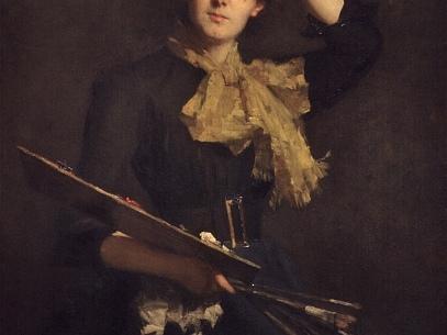 Eu, pintora: Thérèse Schwartze
