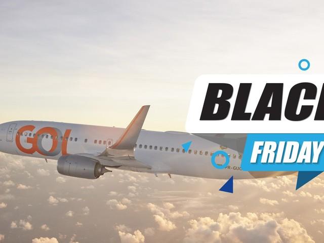 Black Friday 2020! Gol tem passagens nacionais a partir de R$ 175