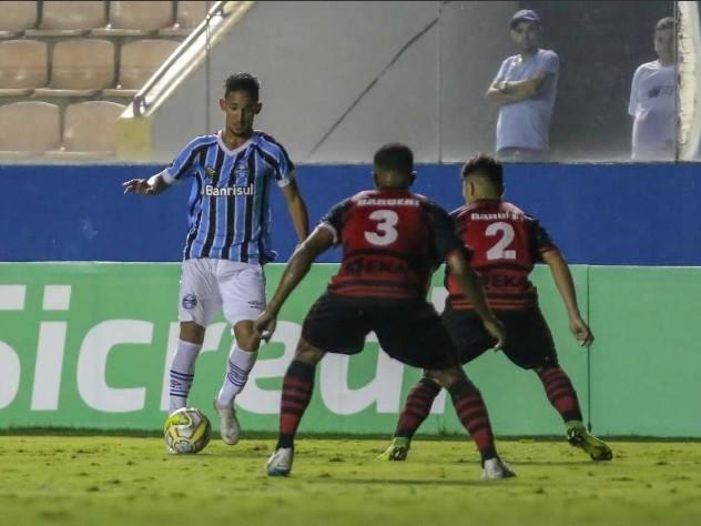 Grêmio pega o São Bernardo pela Copinha na segunda fase da Copinha