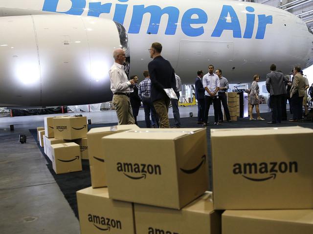 Amazon inicia obras de seu próprio aeroporto; objetivo é realizar entregas em apenas um dia!