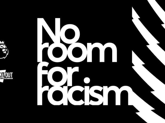 Futebol inglês divulga campanha especial contra o racismo