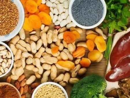 El hierro alto es bueno para la anemia y el colesterol, pero eleva el riesgo de infecciones de la piel
