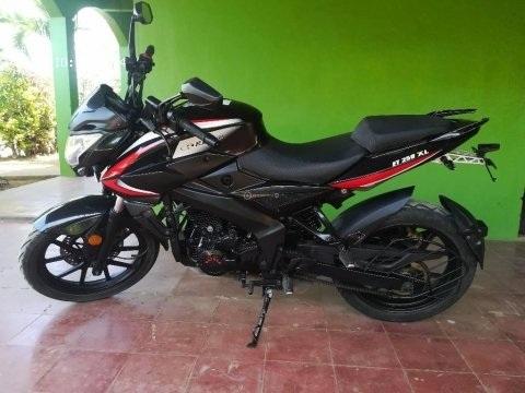 Moto Raybar 250 XL