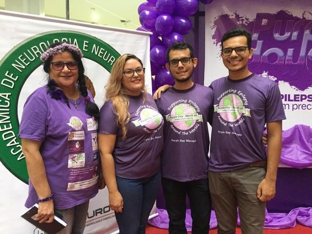 Epilepsia é tema de campanha promovida por alunos de medicina em Macapá