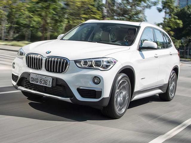 Recall: BMW X1 é chamado por falha em lanterna traseira