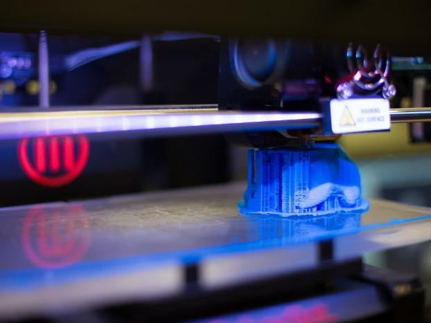 Como funciona uma impressora 3D
