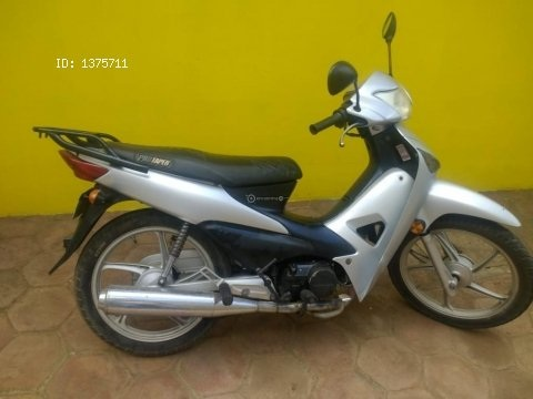 Se vende Motocicleta Honda Wave 2012